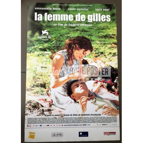 FEMME DE GILLES