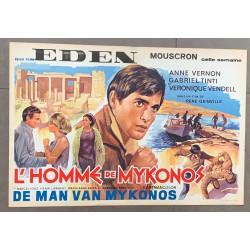 HOMME DE MYKONOS