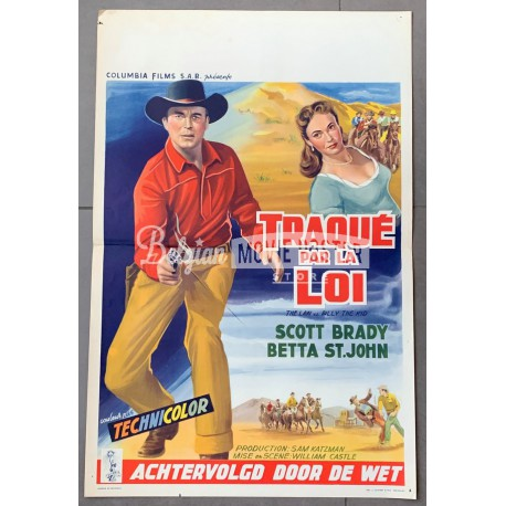 LAW VS. BILLY THE KID