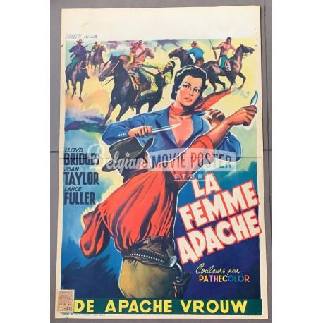APACHE WOMAN