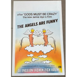 ANGELS ARE FUNNY (FUNNY PEOPLE 2)