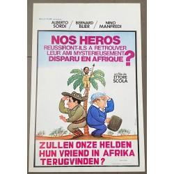 NOS HEROS REUSSIRONT - ILS A RETROUVER LEUR AMI MYSTERIEUSEMENT DISPARU EN AFRIQUE ?