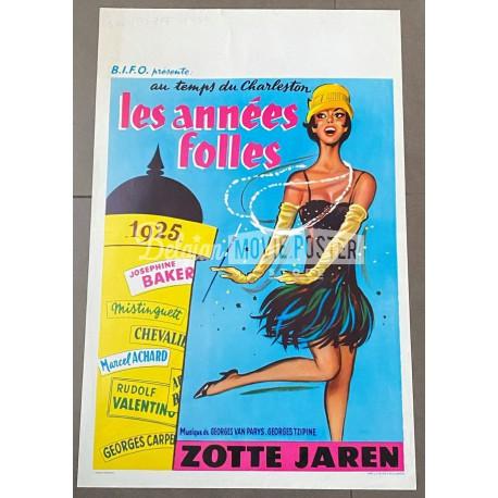 ANNEES FOLLES
