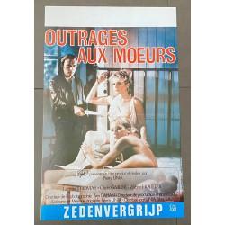 OUTRAGES AUX MOEURS