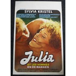 JULIA AND HER MEN