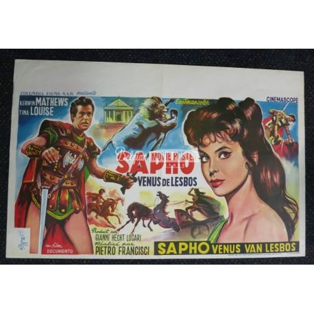 SAPHO, WARRION EMPRESS