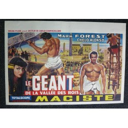 MACISTE THE MIGHTY