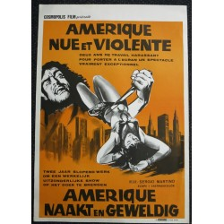 AMERICA NAKED AND VIOLENT