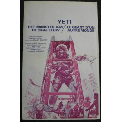 YETI : GIANT OF THE 20TH CENTURY