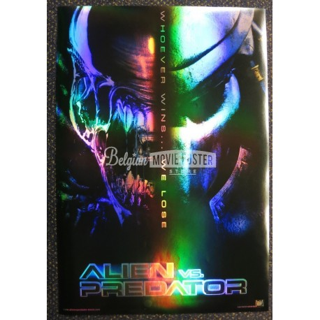 ALIEN VS PREDATOR - STYLE A