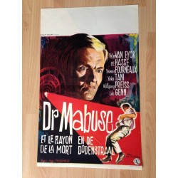 DEATH RAY OF DR. MABUSE