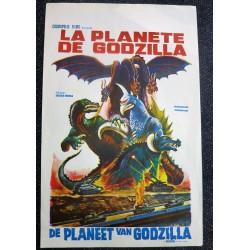 GODZILLA'S PLANET