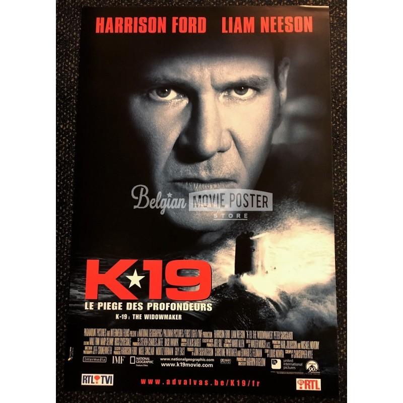 k19 the widowmaker belgian movie poster store