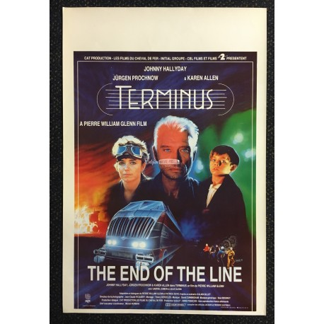 END OF THE LINE (TERMINUS)