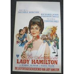 AMOURS DE LADY HAMILTON