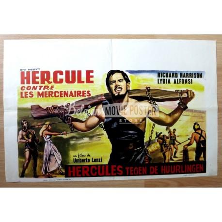 HERCULES, THE LAST GLADIATOR
