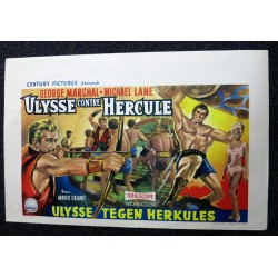 ULYSSES AGAINST HERCULES
