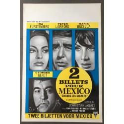 DEUX BILLETS POUR MEXICO ( DEAD RUN )