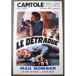 MAD BOMBER ( POLICE CONNECTION )