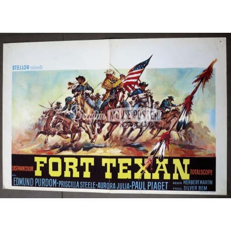 ASSAULT ON FORT TEXAN