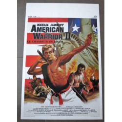 AVENGING FORCE ( AMERICAN WARRIOR 2 )