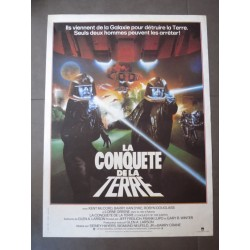 CONQUEST OF THE EARTH ( GALACTICA III )