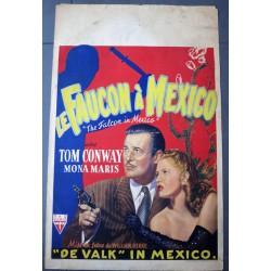 FALCON IN MEXICO