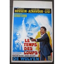 TEMPS DES LOUPS