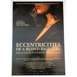 ECCENTRICITIES OF A BLOND HAIR GIRL