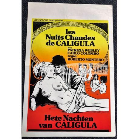 HOT NIGHTS OF CALIGULA