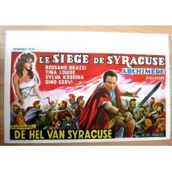 SIEGE OF SYRACUSE