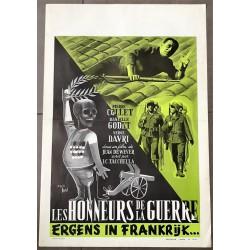 HONNEURS DE LA GUERRE