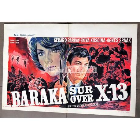 BARAKA SUR X13