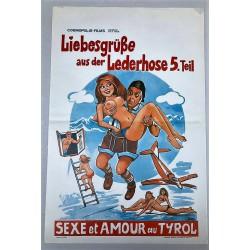 LIEBESGRUSSE AUS DER LEDERHOSE 5. TEIL