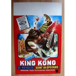 APE, THE NEW KING KONG