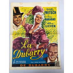 DIE DUBARRY