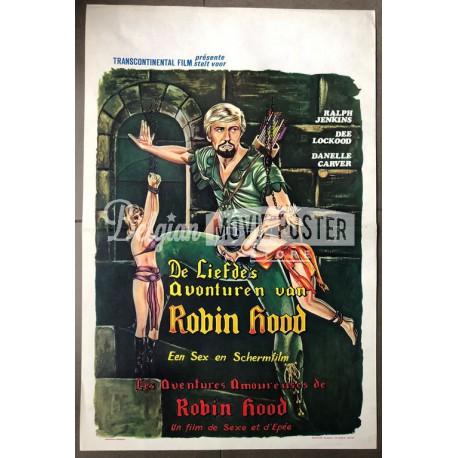 RIBALD TALES OF ROBIN HOOD