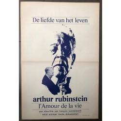 AMOUR DE LA VIE-ARTUR RUBINSTEIN